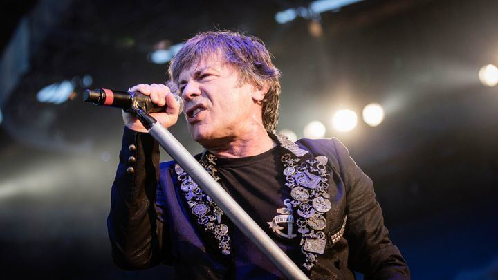 Bruce Dickison Iron Maiden Singer Reveals Cancer Battle 39Extremely Good