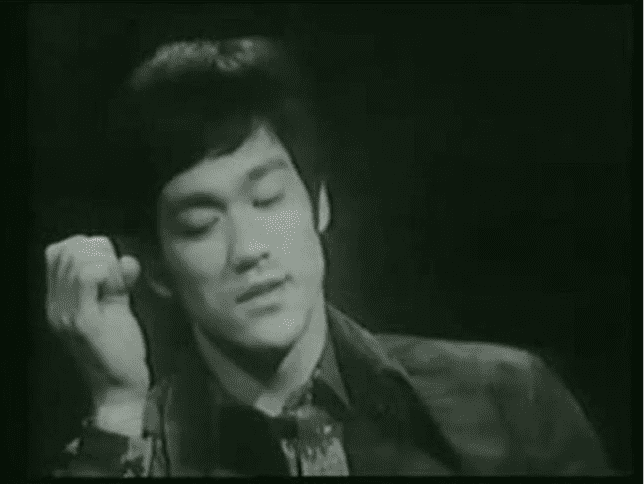 Bruce Lee: The Lost Interview Bruce Lee The Lost Interview DVD TV Pierre Burton Show 1971