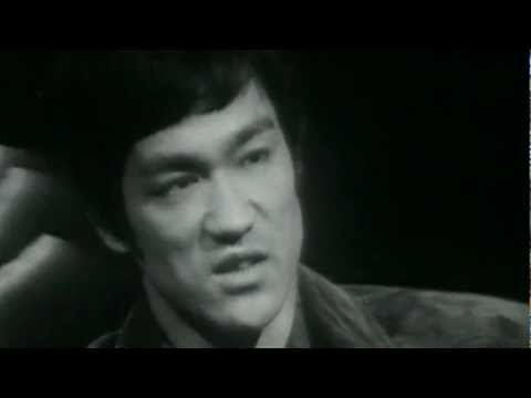 Bruce Lee: The Lost Interview Bruce Lees Core Symbol Original Sketch Interview and More YouTube
