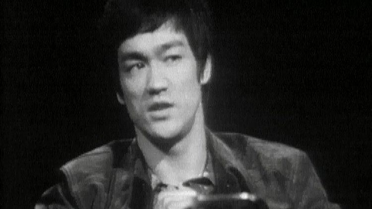 Bruce Lee: The Lost Interview BRUCE LEE THE LOST INTERVIEW 1971 Martial arts expert Bruce Lee
