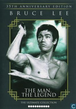 Bruce Lee, the Man and the Legend movie poster