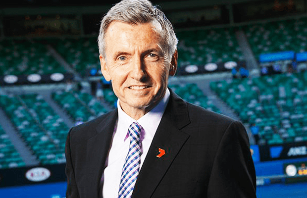Bruce McAvaney Bruce McAvaney Contact Book Sports Commentator TV Personality