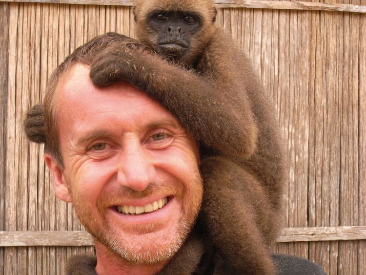 Bruce Parry Interview with Bruce Parry The Ecologist