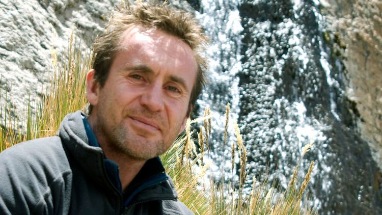 Bruce Parry Bruce Parry Profile Bruce Parry Presenters Eden Channel