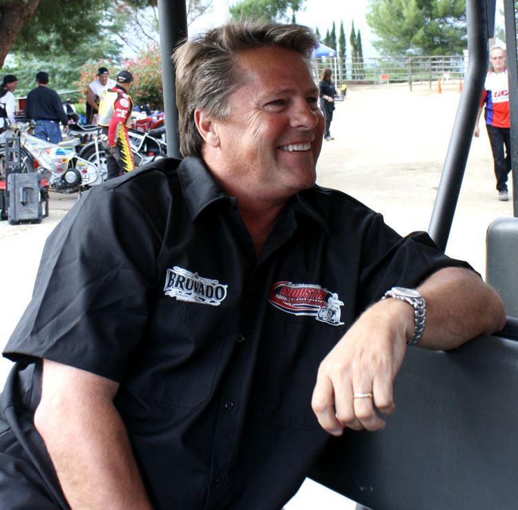 Bruce Penhall Bruce Penhall World Champion Speedway Rider