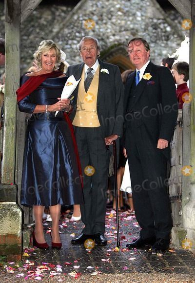 Bruce Shand Annabel Elliot Major Bruce Shand and Andrew Parker Bowles