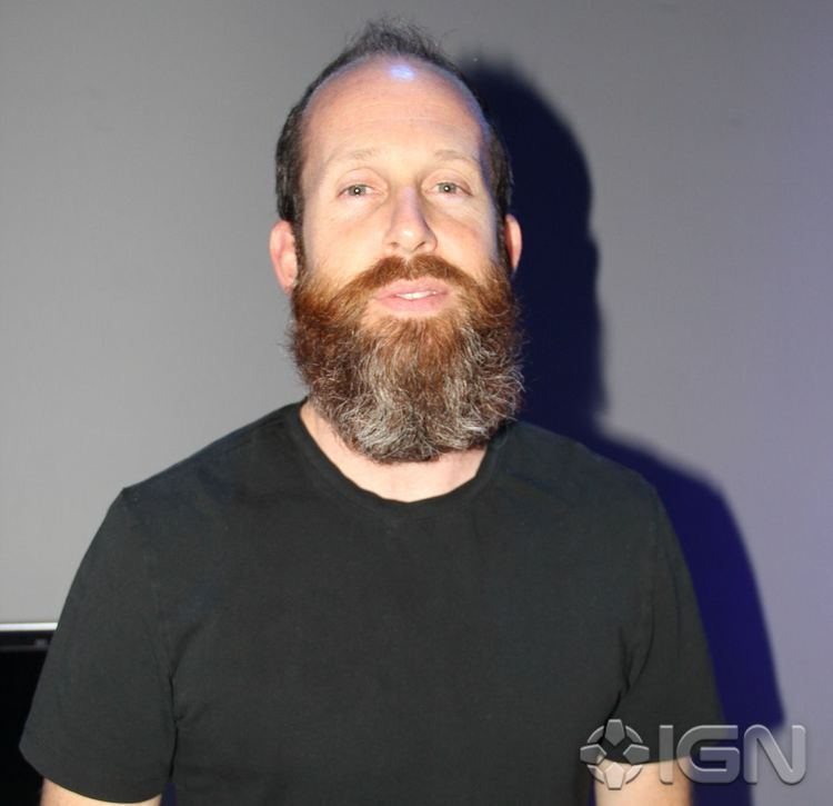 Bruce Straley A quick chat with Bruce Straley from Naughty Dog about The