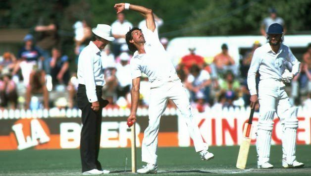 Bruce Yardley The allrounder who coached Muttiah Muralitharan