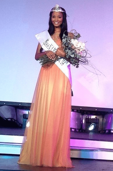Brumhilda Ochs MISS NAMIBIA 2014 is Brumhilda Ochs