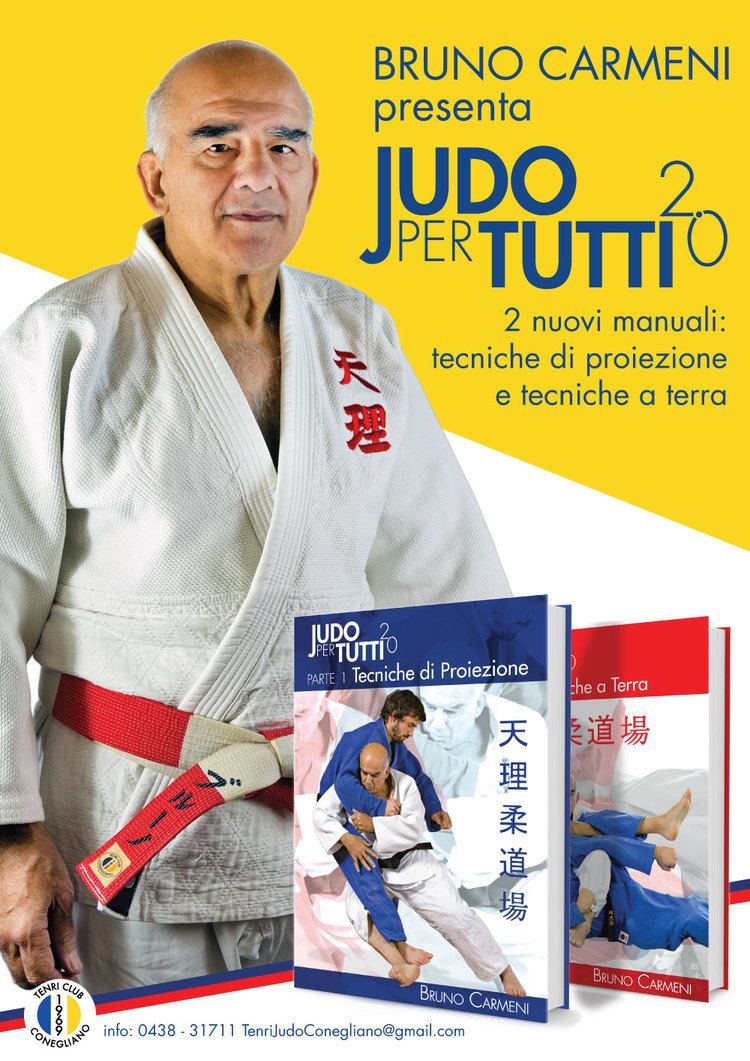 Bruno Carmeni carmeni Judo LIBERTAS Nazionale