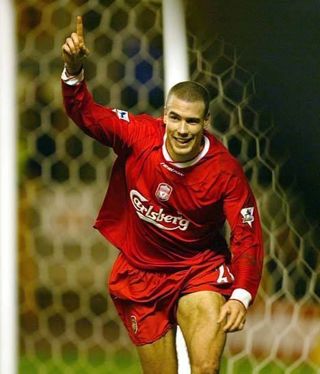 Bruno Cheyrou Remember Bruno Cheyrou He was the last Liverpool player