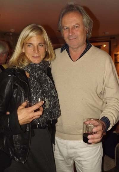 Bruno Dupire National Meningitis Association Cocktail Reception
