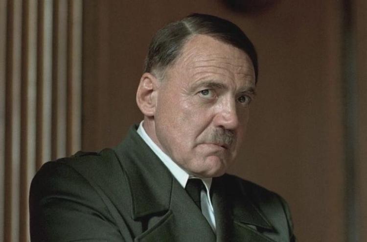 Bruno Ganz QA Special Actor Bruno Ganz on Playing Hitler The Arts Desk