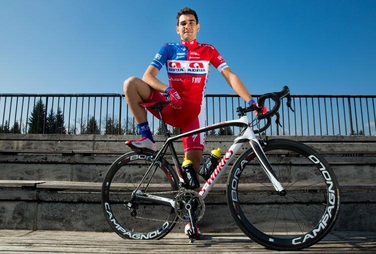 Bruno Maltar Bruno Maltar 160 km med ubeniki Novice Adria Mobil Cycling