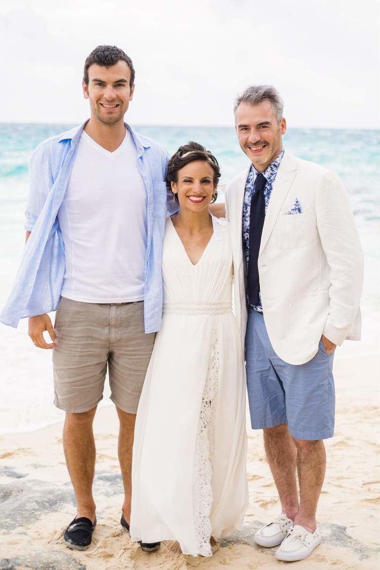 Bruno Marcotte Dream island wedding for ice queen Duhamel The Royal