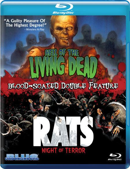 Bruno Mattei Bruno Mattei goes Blu HELL OF THE LIVING DEAD and RATS in hi