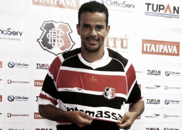 Bruno Mineiro Bruno Mineiro apresentado no Santa Cruz e se coloca