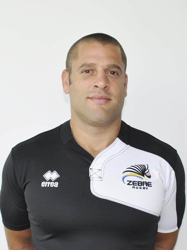 Bruno Postiglioni Zebre Rugby Bruno Postiglioni