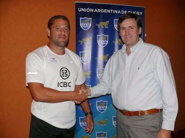 Bruno Postiglioni Rugby World Cup Argentina 2023 Super Rugby Bruno