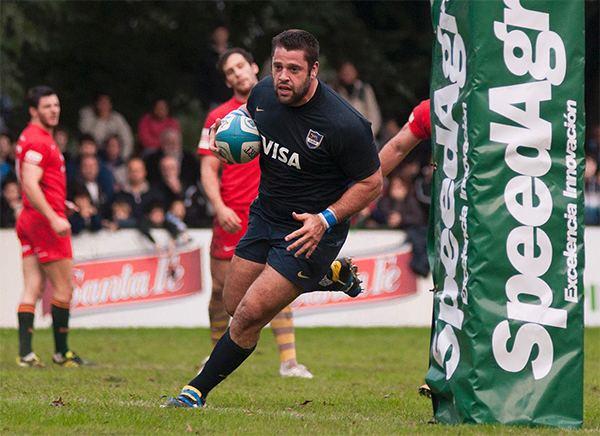 Bruno Postiglioni Rugby Zebre un pilone che arriva dallArgentina firma Postiglioni