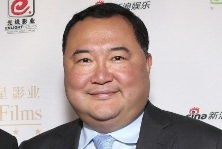 Bruno Wu Bruno Wu Sets 16B China Global Alliance Film Fund