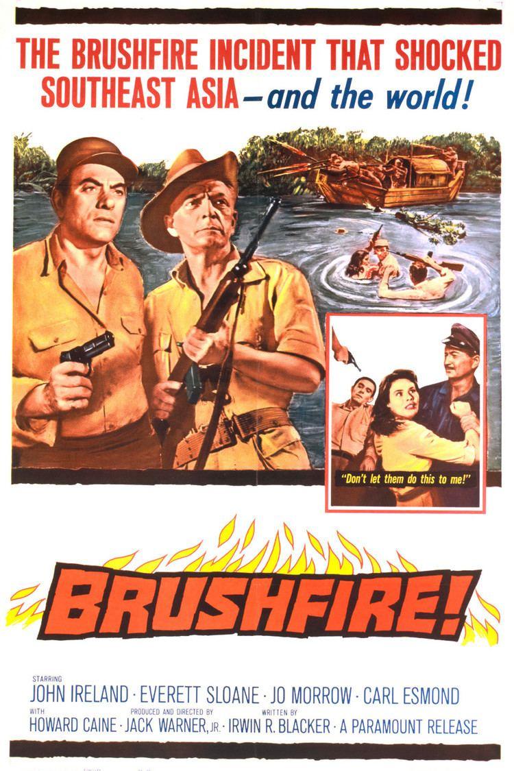 Brushfire (film) wwwgstaticcomtvthumbmovieposters39098p39098