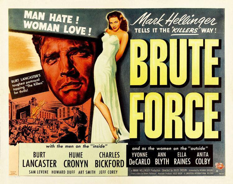 Brute Force (1947 film) Brute Force 1947
