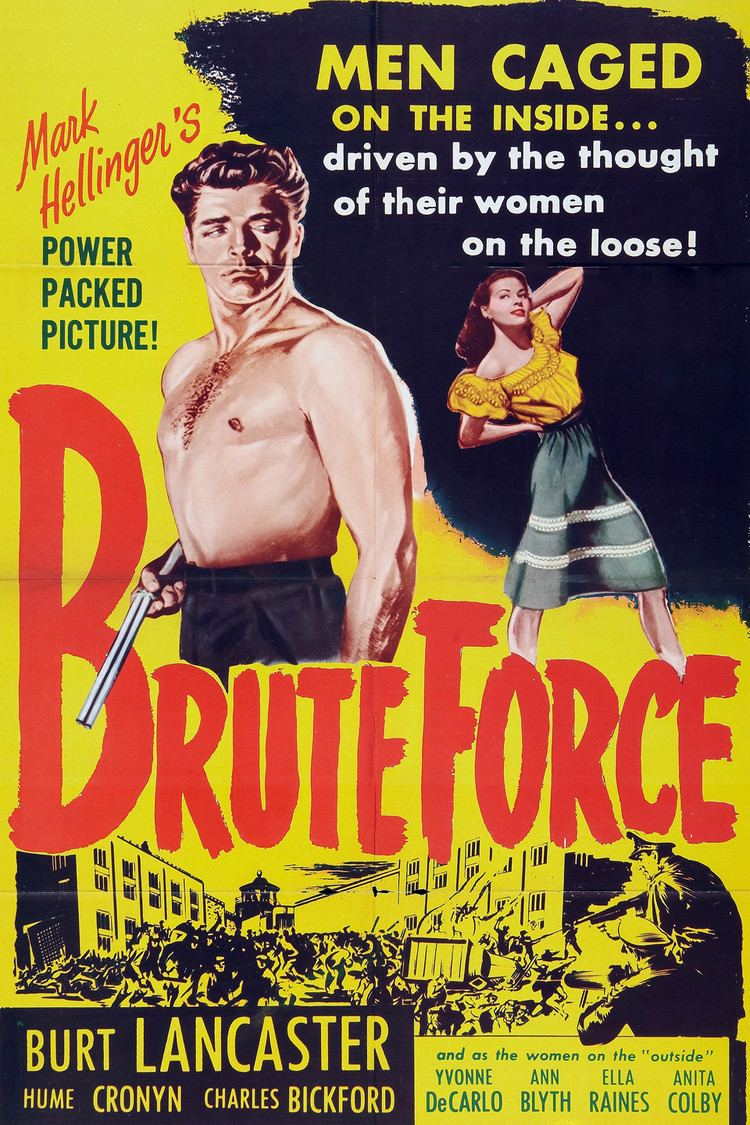 Brute Force (1947 film) wwwgstaticcomtvthumbmovieposters1965p1965p