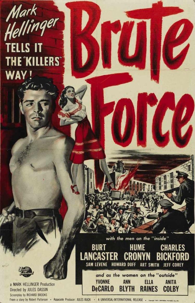 Brute Force (1947 film) Brute Force June 30 1947 OCD Viewer