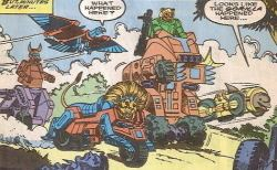 Brute Force (comics) Brute Force animal heroes team