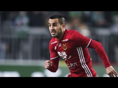 Brwa Nouri Brwa Nouri vs AIK Allsvenskan 742016 YouTube