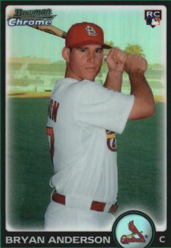 Bryan Anderson (baseball) Bryan Anderson Baseball Statistics 20052016