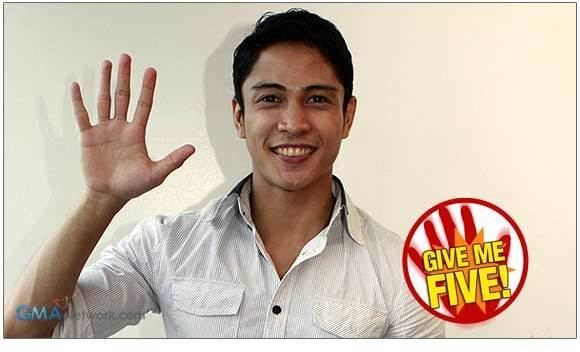 Bryan Benedict GIVE ME FIVE featuring Protg runnerup Bryan Benedict