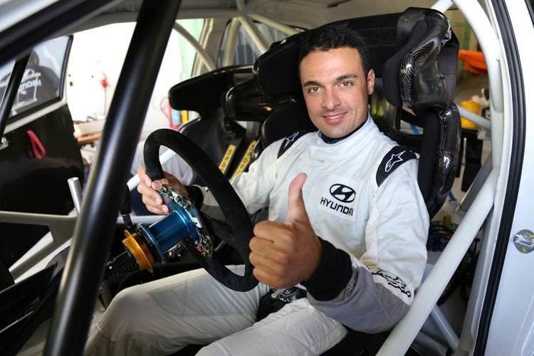 Bryan Bouffier Hyundai i20 sigue mejorando para el WRC 2014 Blido