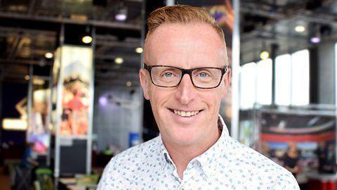 Bryan Burnett BBC Music Get Playing Bryan Burnett