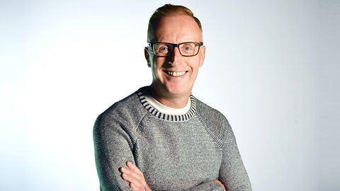 Bryan Burnett BBC Radio Scotland Get It On With Bryan Burnett