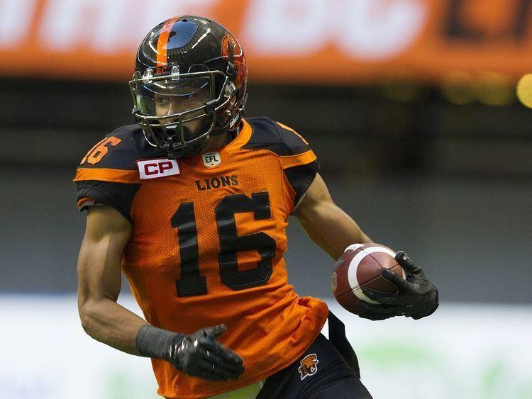 Bryan Burnham Freeagent Burnham looks to make it five BC Lions in NFL camps