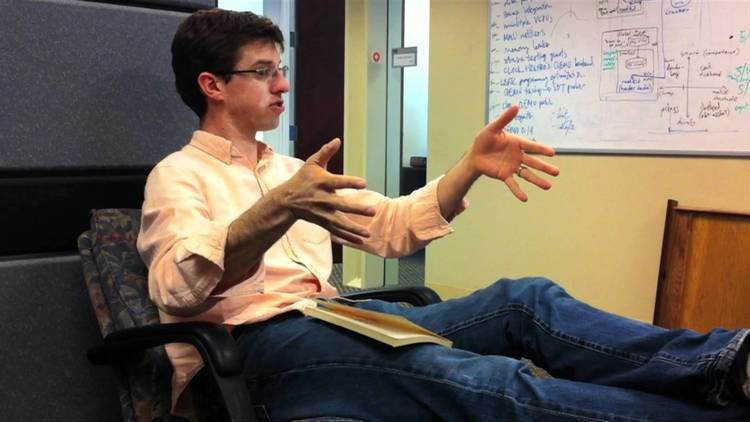 Bryan Cantrill Computing History with Bryan Cantrill Part 1 YouTube