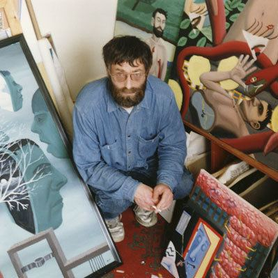 Bryan Charnley Bryan Charnley The art of Schizophernia