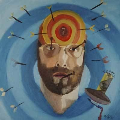Bryan Charnley Bryan Charnley39s Self Portrait Series Schizophrenia