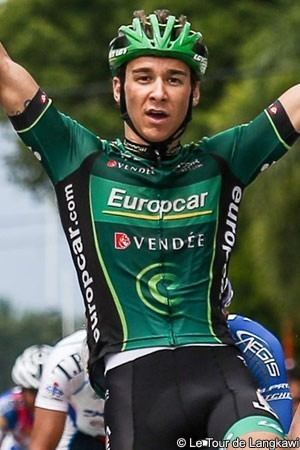 Bryan Coquard Tour Picardie Bryan Coquard turns the tables in stage two