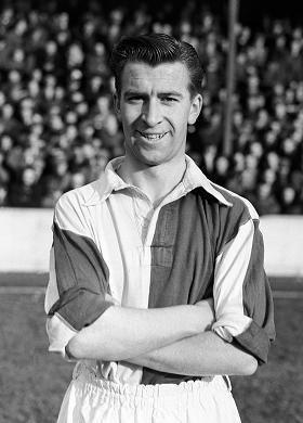 Bryan Douglas Brian Douglas Footballer Born in Blackburn in 1934 He played his