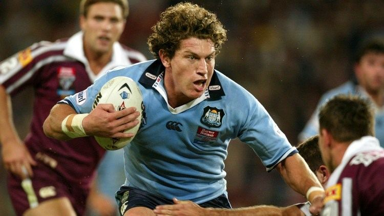 Bryan Fletcher (rugby league) Bryan Fletcher hijacks a Sydney Bus The Untold Stories State of