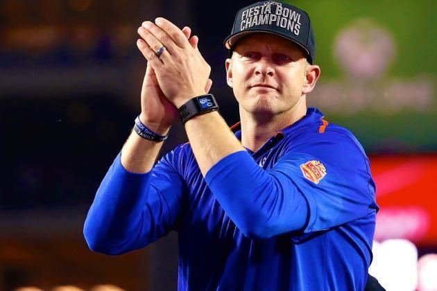 Bryan Harsin Bryan Harsin Boise State Agree to New Contract Latest