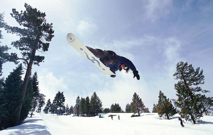 Bryan Iguchi Bryan Iguchi TransWorld SNOWboarding