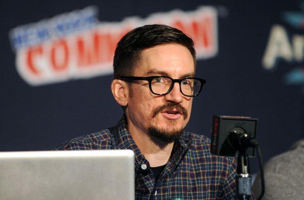 Bryan Konietzko Bryan Konietzko Pictures Nickelodeon At New York Comic
