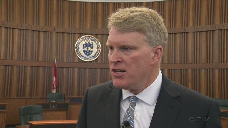 Bryan Larkin Bryan Larkin returns to Waterloo Regional Police as new chief CTV