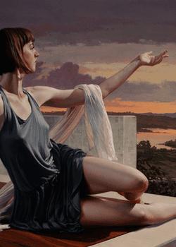 Bryan Larsen Bryan Larsen at Quent Cordair Fine Art The Finest in Romantic Realism
