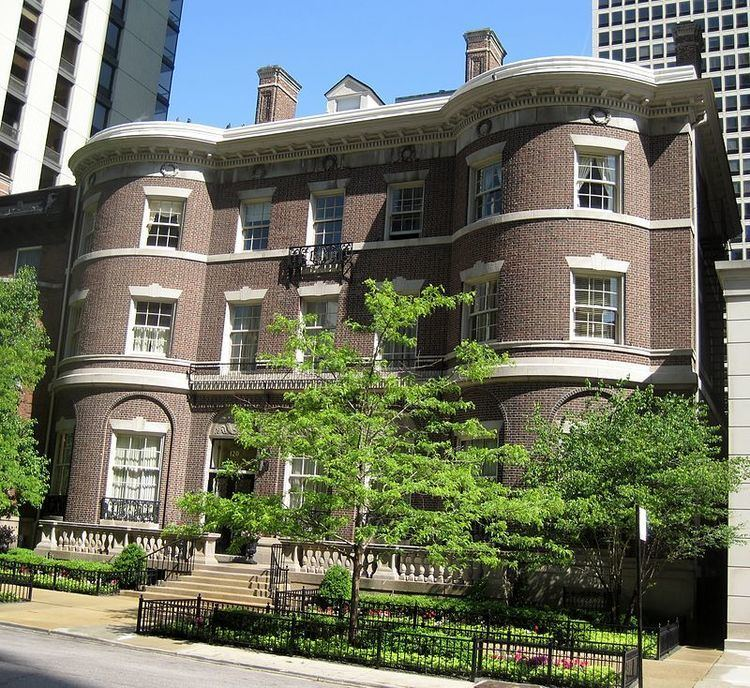 Bryan Lathrop The Lathrop House also known as the Bryan Lathrop House is a