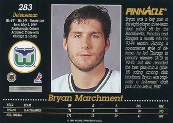 Bryan Marchment The Trading Card Database Bryan Marchment Gallery